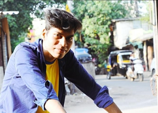 Mumbaikar Vikash Pal Working As An Actor