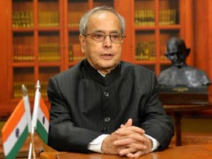 Former President of India Pranab Mukherjee  Passes Away at Delhi